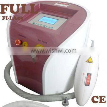 Laser Tattoo Removal Equipment High Quality Factory Price Q Switch Nd Yag Laser Skin Rejuvenation Tatoo Removal Machine With CE 1 HZ