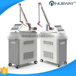 Top sale ! Medical clinic , big salon use ! Professional 1064nm & 532nm laser generator made in germany tattoo removal