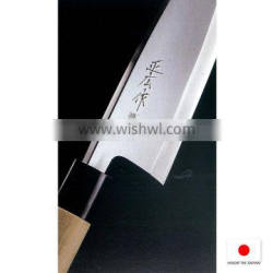 Reliable and Easy to use sashimi knife kitchen knife for Japanese-style dish, small lot order available