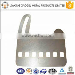 OEM complicated part stainless steel garage door fitting metal stamping factories