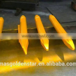 Efficient high quality wedge type chisel Furukawa HB 30G by China supplier