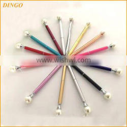 2016 new products Pearl crown ball pen