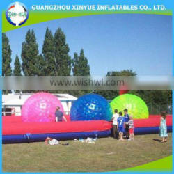 Custom Zorb Ball Race Track Games for Sport