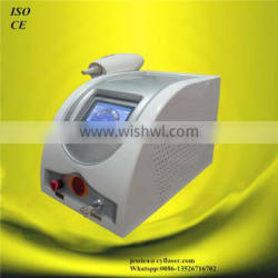 Hori Naevus Removal Portable Q Switched ND Freckles Removal YAG Laser/Tattoo Removal Machine 1-10Hz