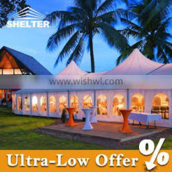 20x40m Romantic marquee tents for sale