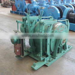ex-proof electric hydraulic winch with 1.6 ton capacity