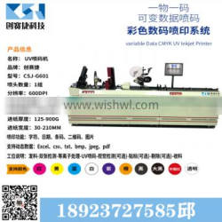 Business card printing factory special two-dimensional code inkjet machine barcode inkjet machine one-dimensional code inkjet machine