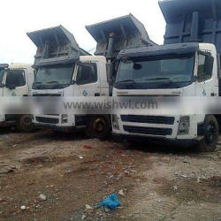 Imported high-quality goods sales VOLVO380 dump trucks