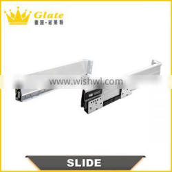 2015 High Quality Cabinet Kitchen Soft Closing Drawer Slide