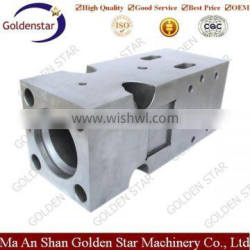 Front head/ back head for hydraulic rock breaker chisel spare parts Krupp HM 712 Made in China