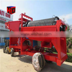 Best Price High Efficiency Gold Trommel Washing for sale