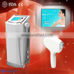808nm professional Most effective laser hair removal supplies