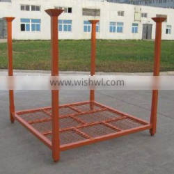good quality steel tubular warehouse storage truck tire for sale
