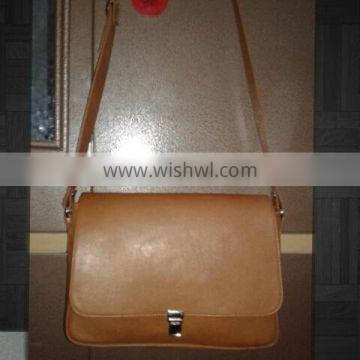 New Design Leather Business Backpack For Girls