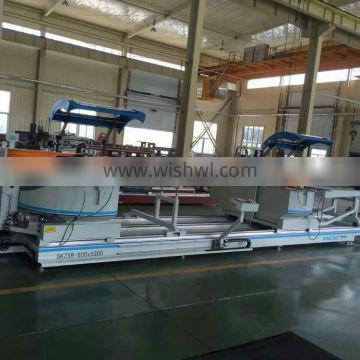 Factory angle cutting machine for aluminum profiles Fast delivery
