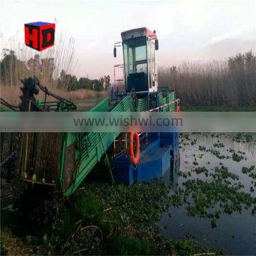 Aquatic Weed Harvester/Water Hyacinth Mowing Vessel with high quality