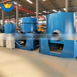 Water Jacket Alluvial River Placer Mining Equipment Vibrating Screen Gold Centrifugal Concentrator