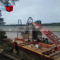 China high quality Bucket Chain Dredger for Sale