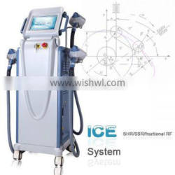 2014 The Best permanent laser hair removal machine of ICE4+
