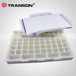 Transon 65-well Coverd painting palette for acrylic ,watercolor paints