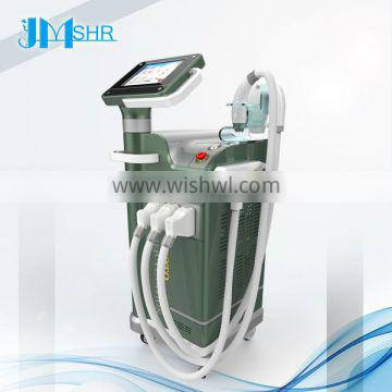 Laser Tattoo Removal Equipment Strong Power Long Pulse Nd Yag Laser Hair Removal Machine For Sale Pigmented Lesions Treatment