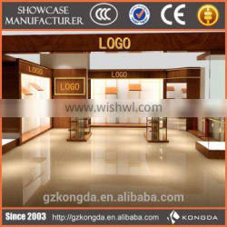 Fashionable merchandising display units for clothing shop decoration