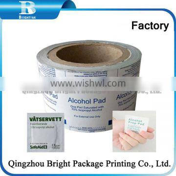 aluminum foil wrapping paper for wet cleaning wipes Lens Cleaning Tissue