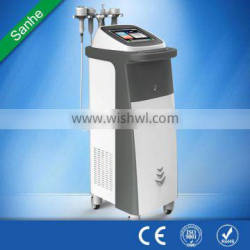 Cellulite Reduction Sanhe 2016 Newest Approved CE HIFU Body Slimming Reshaping Pigment Removal Slimming System/ Hifu Beauty Machine Deep Wrinkle Removal