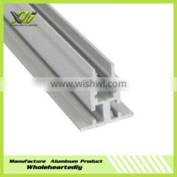 China lowest price t-shaped aluminium profile for windows and doors