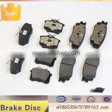 Customized auto part brake plate made of G3000 cast iron OEM:90121445