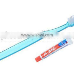 Good Quality Cheap Disposable Toothbrush with Toothpaste