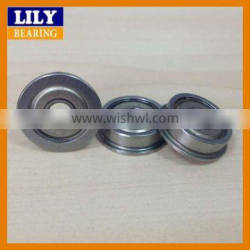High Performance 25Mm X 10Mm Flanged Bearing
