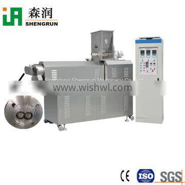 Automatic cat food extruding machine