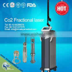 Spot Scar Pigment Removal Popular Co2 Fractional Laser Wrinkle Removal Wrinkles Removal Acne Remove Machine