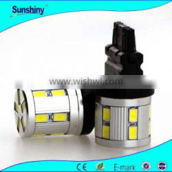 2015Top selling auto bulb lamp t10 t20 t13 t15 t5 socket 12v price in China