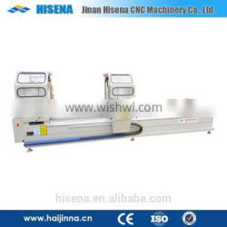 upvc and aluminum windows glass cutting machine in China