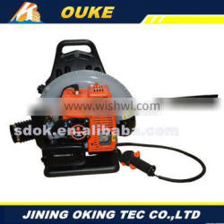 New design gasoline sweeper,roots backpack ouke pump with High-quality
