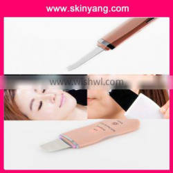 2016 Mini personal massager warm 9905 facial lifting home beauty massager with sonic virbration