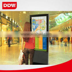 50 inchstand alone touch screen digital signage