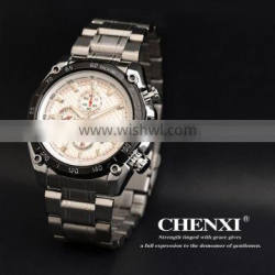 Simple and easy calendar electronic watch in promotion