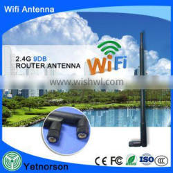 High quality 39cm new style wifi antenna long range wifi antenna with SMA male