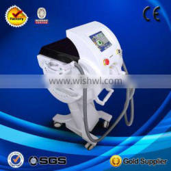Most Powerful Laser E Light & Vascular Treatment Ipl And Rf For Hair Treatment Skin Whitening