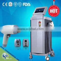 Salon China Supplier Diode Laser Epilator Machine 808nm Laser Hair Removal Pigmented Hair