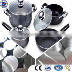 Best quality Cookware use aluminium circle for sale
