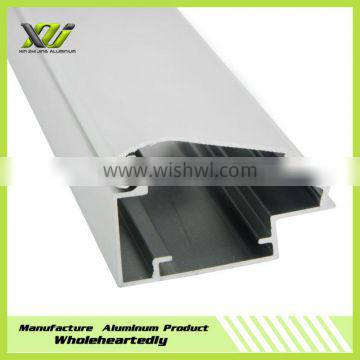 Hight quality 6063 aluminum for profile advertising lightbox