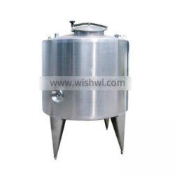 stainless steel wine brewing tank for storage liquid food 800l plastic foldable water