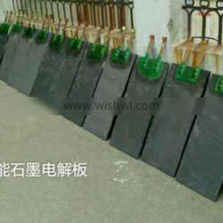 For Industry / Cathodic Protection Graphite Electrode Block High Compression Strength