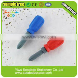 stationery product funny cool rubber eraser