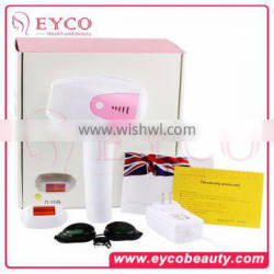 Hot sale ipl hair removal anti-aging ipl face lifting beauty handheld ipl hair removal machine with CE approval