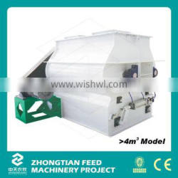 ZTMT Factory Supply 2000kg/batch Mixer Machine For Animal Feed
